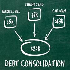 gabungkan hutang